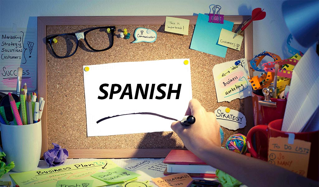 Spanish courses for children and teens